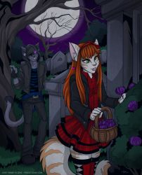 Witches, Warlocks and Demons by shadowpantherkat