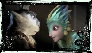 Bunnymund and Tooth by Night-Shade97x