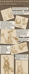Lackadaisy How-to-Draw by tracyjb