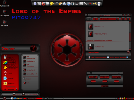 Lord of the Empire for XP by pito0747