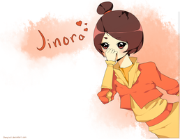 Jinora by Chanytell