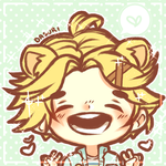 Yoosung Icon by dasuri