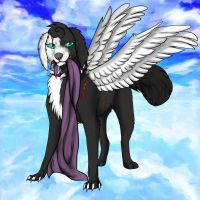 New oc Semi(on Avatar Maker) by ShadowTheLeader