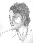 Javier Bardem #2 by Countess-Nynke
