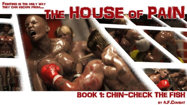 House of Pain Book 1 Now on sale at lulu.com! by AFCombat