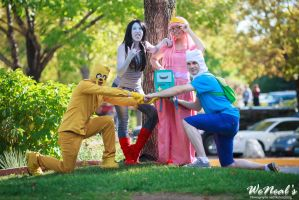 Adventure Time!! by Torremitsu