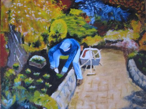 garden by maggie14and1
