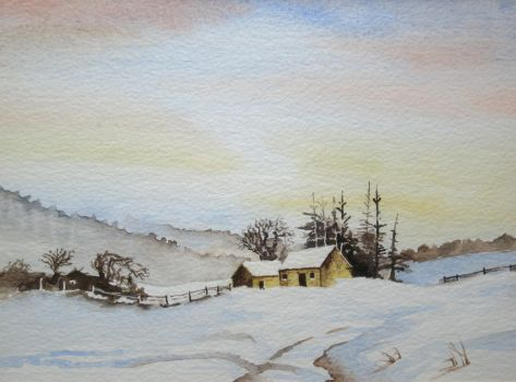 Snow by fourquods