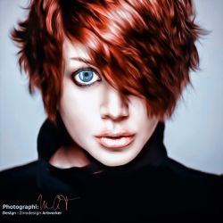 Red Hair by zinodesign