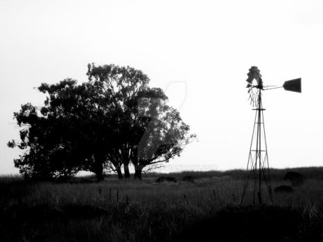 In The Middle of Nowhere by wayworth