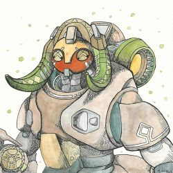 [Trad] Orisa by hylidia
