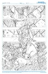 ROME - Page 2 Pencils by nedivory