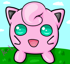 Jiggly Puff by Lynnae-Madison