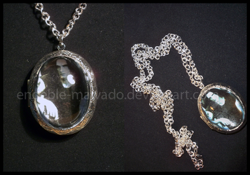 Peter Steele Locket by Endeble-Malvado
