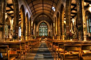 St Mary's Church, Chard by JimPMM