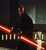 Darth Maul by stepcode1994