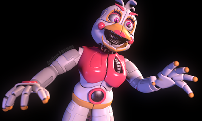 SFM | When you're not ready yet for your close up by The-Smileyy