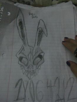 Frank the Bunny by Vendetta55