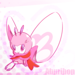 Heart Ribombee by ef74