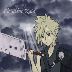 Cloud for Rain by Kei-san77