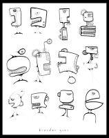 oodles of doodles by goks