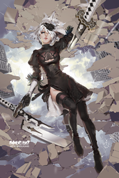 Every victory, so much loss by shilin