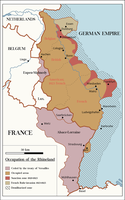 Rhineland occupation by Arminius1871