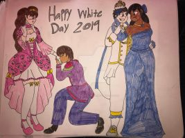 White Day 2019 by ArtisticAnimeFanGirl