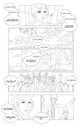 Willy Wonka Comic by SRealms