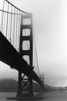Golden Gate and fog no. 4 by shagie
