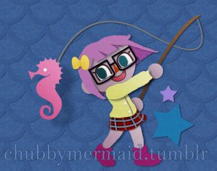 Animal Crossing by ChubbyMermaid-Tumblr