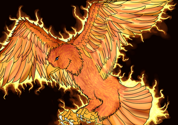 Phoenix by AlSamil