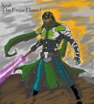 Xesh The Force Hound by 13thprotector