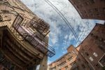 Kansas City: West Bottoms Abstract by FabulaPhoto