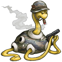 Army Shuckle