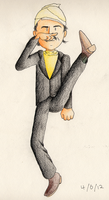 Basil Fawlty by julie090995
