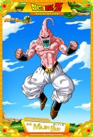 Dragon Ball Z - Evil Majin Buu by DBCProject