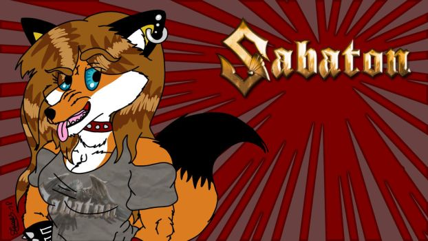 A Sabaton fan by Jonas-D