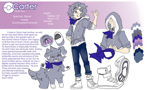 Carter Espurr Reference by Skitea