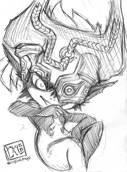Patreon Request - Midna by sinDRAWS