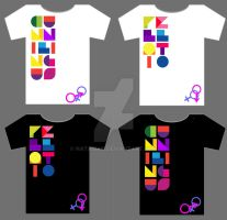 Tshirt Project by natasian