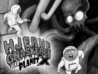 The Brainmuncher from Planet X by BluntieDK