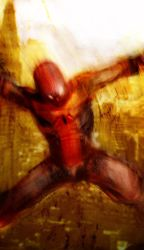 spiderman11 by Wingthe3rd