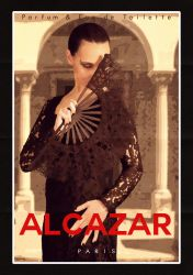 Alcazar - Vintage Beauty Poster by FrenchGentleman