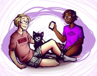 WTNV - Cats by MotherofOnity