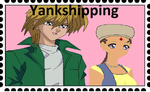 Yankshipping stamp by Dragonprince18