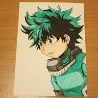 Deku by sawakaya