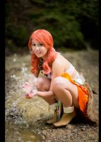 Final Fantasy XIII - Oerba Dia Vanille by theDevil-photography