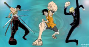 One Piece - Fight Together by Xpand-Your-Mind