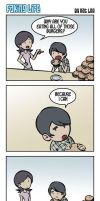 Faking Life: Burgertime by taneel